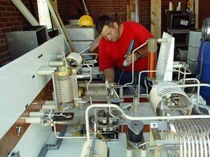 Emmett Hohensee W0QH, Chief Engineer Radiowavz