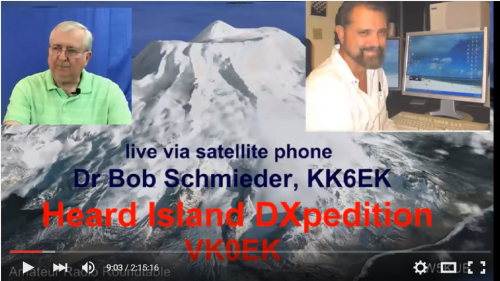 Heard Island Dxpedition
