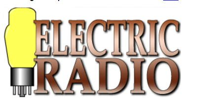 electric radio_